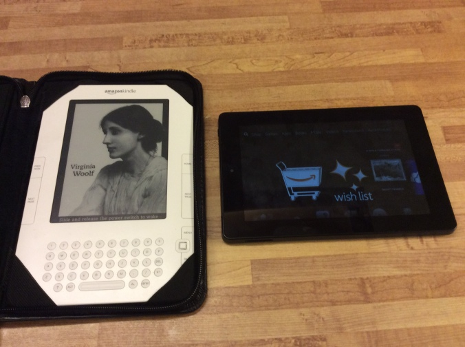 Kindle evolution