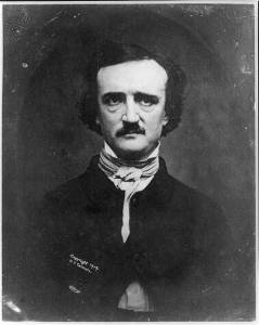 Poe. Not really his style of horror story.