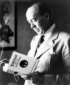 Edgar Rice Burroughs - the first author I couldn't put down.