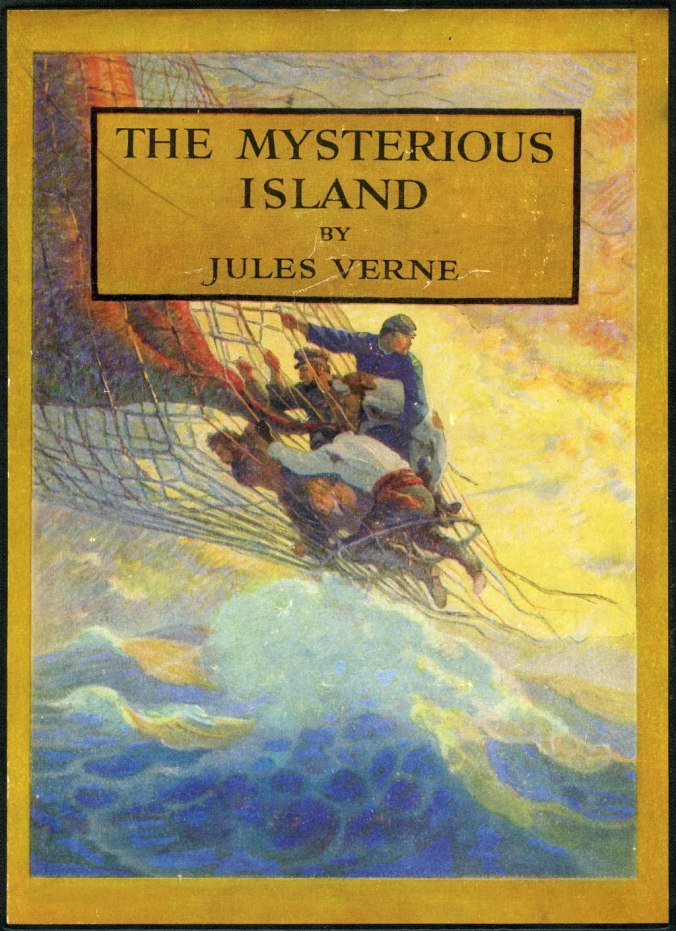 Don't worry for their safety. Jules Verne only kills bad guys.